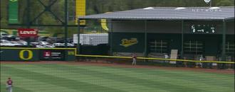 Recap: No. 3 Stanford baseball routs Oregon during soggy game in Eugene