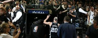 Kerr: Ginobili should keep playing another two years