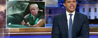 Trevor Noah: 'Trump Lies So Hard It Gives My Brain Whiplash'