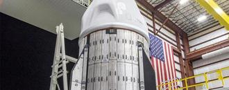 SpaceX Crew Dragon cleared for launch