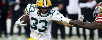 Packers have talked to Aaron Jones about an extension