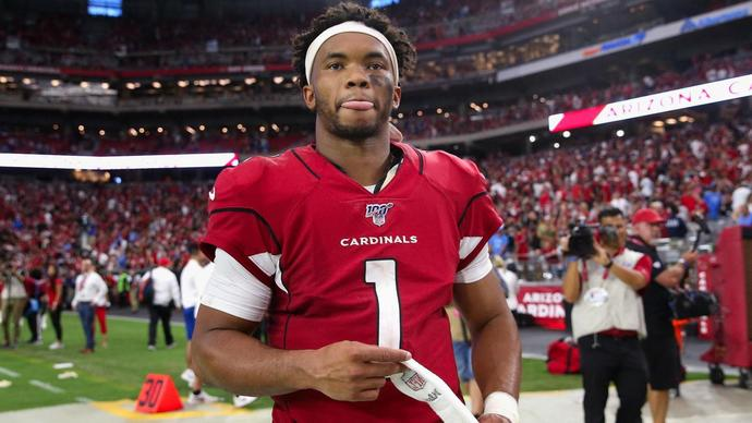 Kyler Murray never lost faith despite 'pretty ugly' start to NFL debut