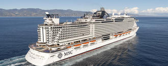 MSC Seaside named best new ship of 2017 by Cruise Critic