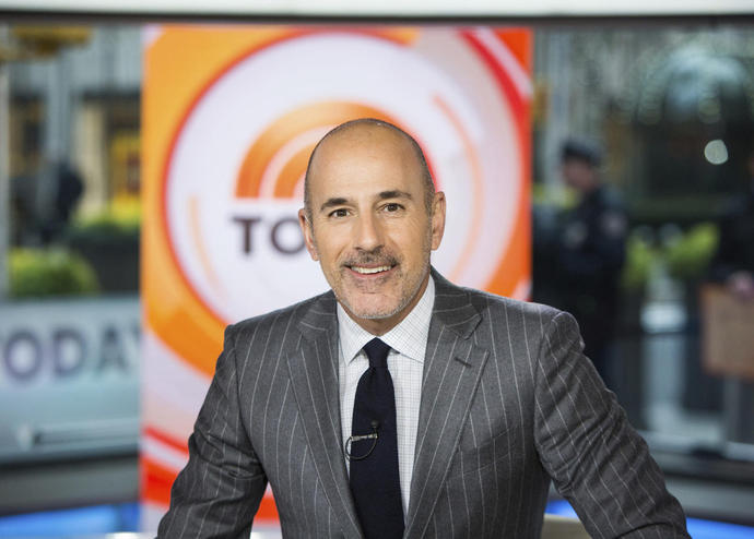 Sexual Misconduct Lauer