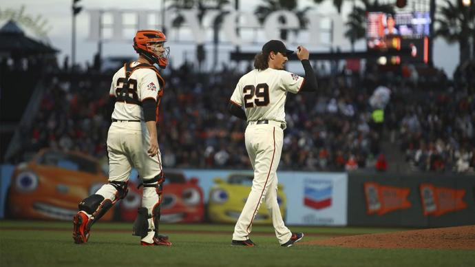 Giants show frustration with MLB
