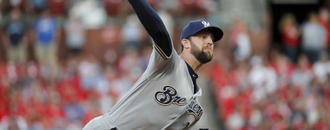 Rangers finish $16M. 2-year deal with pitcher Jordan Lyles