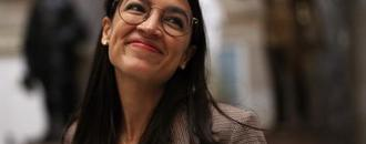 Ocasio-Cortez faces 13 challengers - but can anyone unseat her?