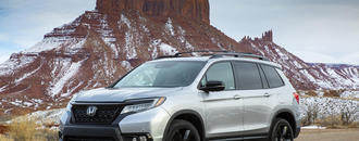 Edmunds compares the Chevrolet Blazer and Honda Passport