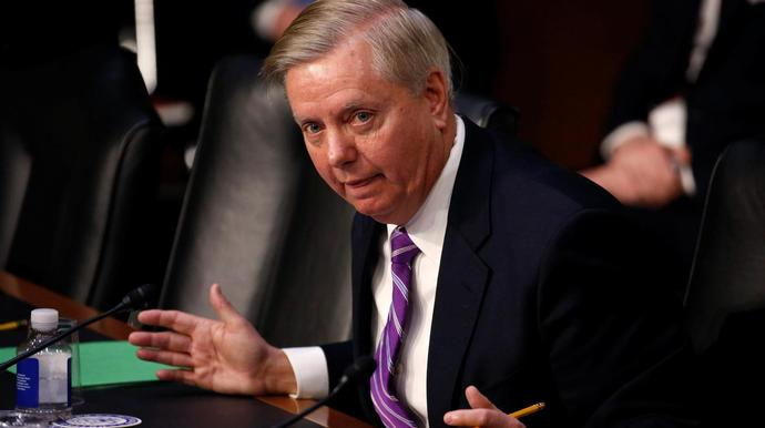 Sen. Lindsey Graham (R-S.C.) on Wednesday argued that the Senate Judiciary