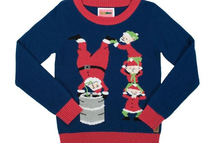 77658532128a 10 Ugly Holiday Sweaters You Can Wear to Your Next Party