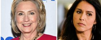 Tulsi Gabbard Files $50M Lawsuit Against Hillary Clinton for