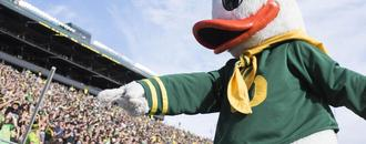 Oregon football traditions ranked from 1-10