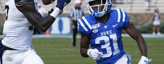 Duke loses CB Blackwell indefinitely after knee surgery