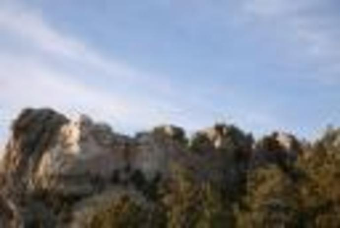 National parks - even Mount Rushmore - show that there\