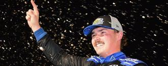 Brett Moffitt wins Truck race at Miami, takes championship