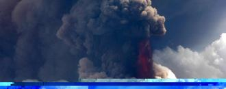Papua New Guinea volcano erupts sending residents fleeing