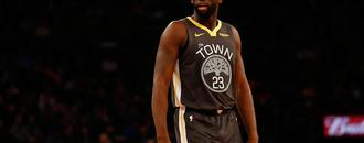 Report: Draymond Green Likely to Miss Two Games With Toe Sprain