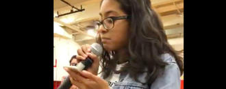 Watch This High Schooler Demand Answers From Her Congressman On DACA