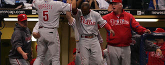 Phillies had 2 massive extra advantages in 2008 NLDS vs. Brewers