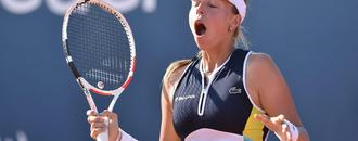 Anett Kontaveit, Fiona Ferro to meet in Palermo Open final