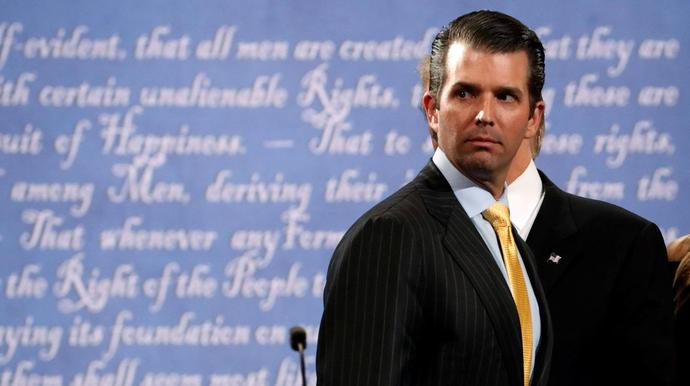 Donald Trump Jr. Messaged With WikiLeaks During Presidential Campaign