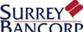 Surrey Bancorp Reports Third Quarter Net Income of $1,052,172