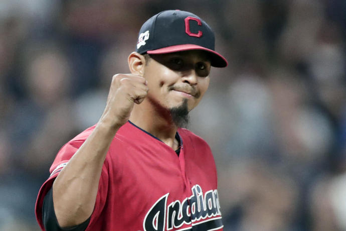Carrasco, Donaldson win MLB Comeback Player of Year awards