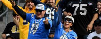 Chargers allow season ticket holders to opt out of 2020