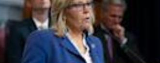Wyoming Rep. Liz Cheney faults Democrats