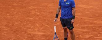 Giantkiller Fognini the master of Monte Carlo