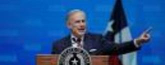 Texas governor Abbott orders that masks be used, limits gatherings to 10 people