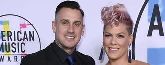 Pink Hurt Herself Slashing Husband Carey Hart