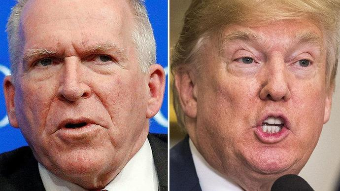 Former CIA chief John Brennan did not mince his words when taking aim at