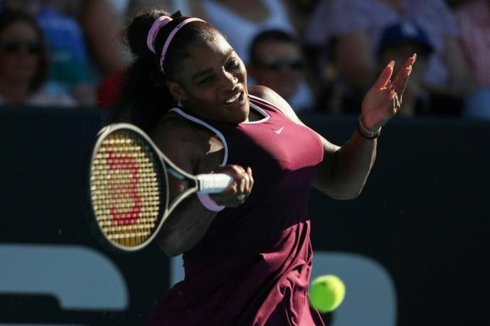 Serena Williams has won her 73rd WTA title