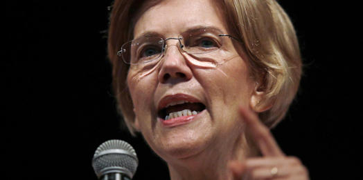 Warren DNA analysis points to Native American heritage