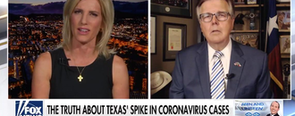 Texas Lt. Gov. blasts Fauci as state coronavirus cases rise: