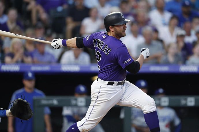 Reynolds wrap: Rockies drop infielder from roster