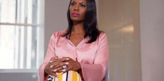 U.S. sues ex-Trump aide Omarosa, alleges failure to file required financials