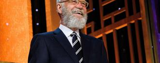 Politics on display as Letterman receives Mark Twain Prize