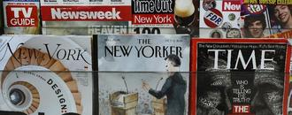 New Yorker journalist sacked over