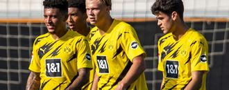 VIDEO: USMNT youngster Giovanni Reyna scores in start for Dortmund