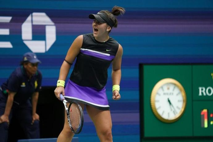 Bianca Andreescu had won just two Grand Slam main draw matches heading into the US Open