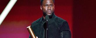 Kevin Hart Makes First Public Appearance at People