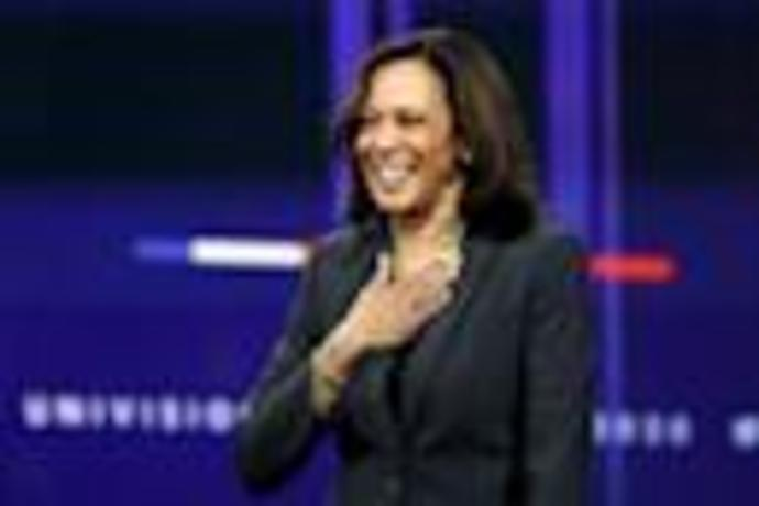 Kamala Harris flames out: Black people didn\