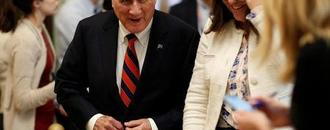 Republican U.S. Senator Kyl to resign on Dec. 31: Arizona governor