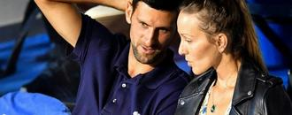 Djokovic, his wife test negative for coronavirus