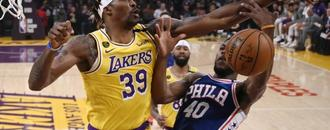Dwight Howard decides he will play with Lakers in Orlando