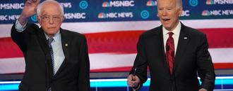 Divisiveness Among 2020 Democratic Hopefuls Hits New Low