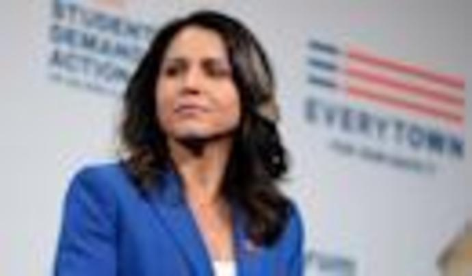 Gabbard Threatens to Boycott Debate, Alleges DNC \
