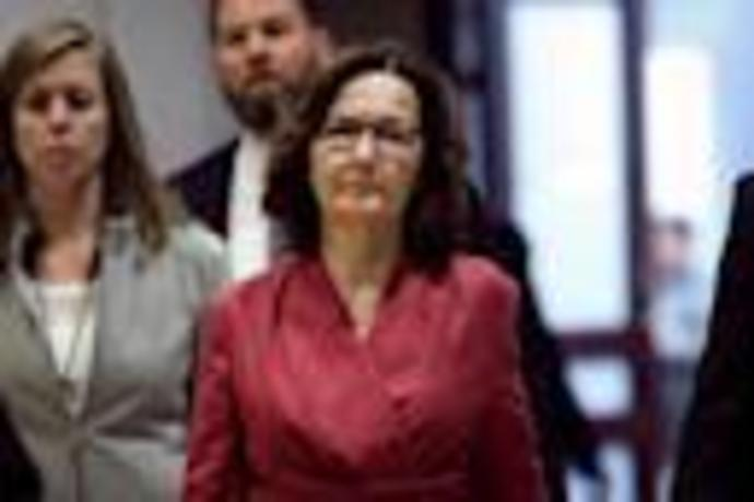 CIA Director Gina Haspel reportedly pushed for Soleimani\